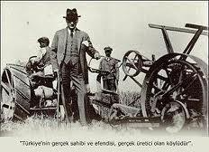 cumhuriyet yenilik tarım