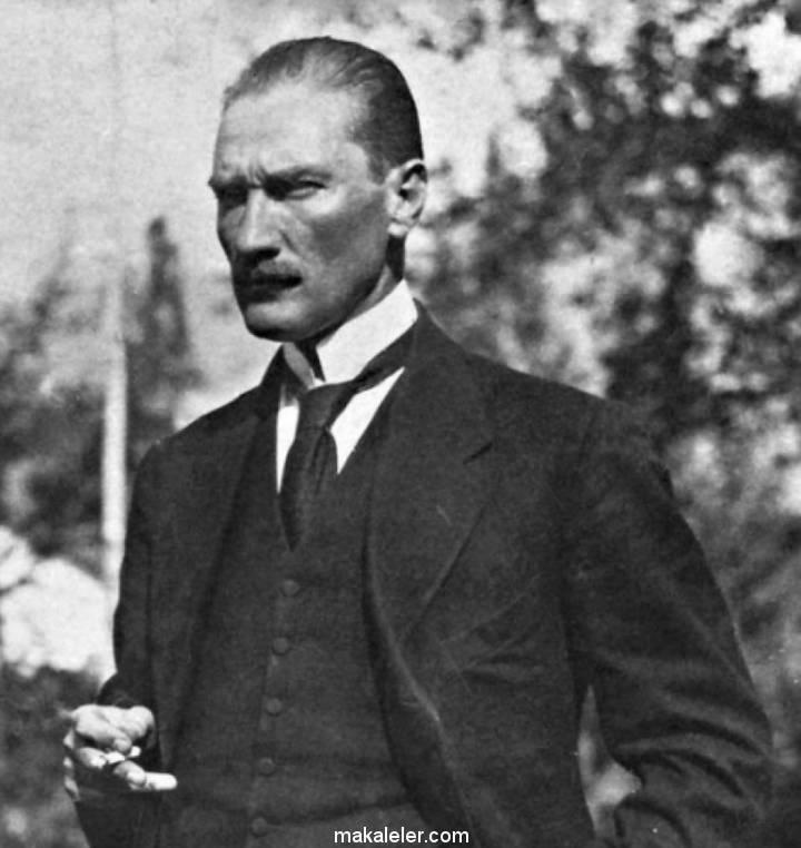 Atatürkün kişisel özellikleri